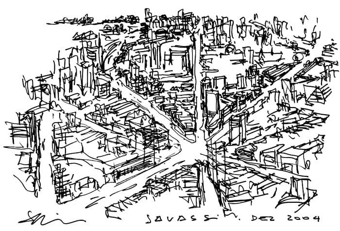 Desenho Savassi